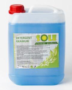 detergent lichid geam