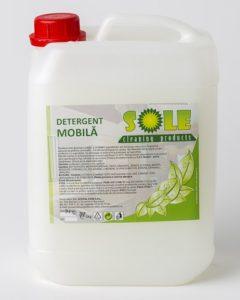 detergent lichid mobila