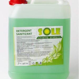 detergent sanitizant