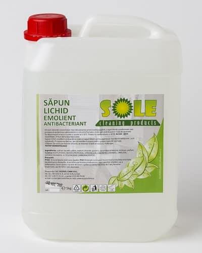 sapun lichid sanitizant
