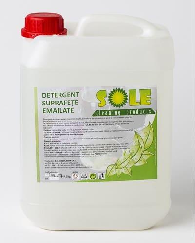 detergent degresant suprafete emailate