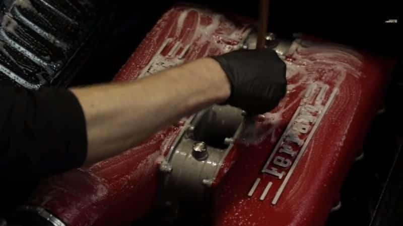 degresant motor