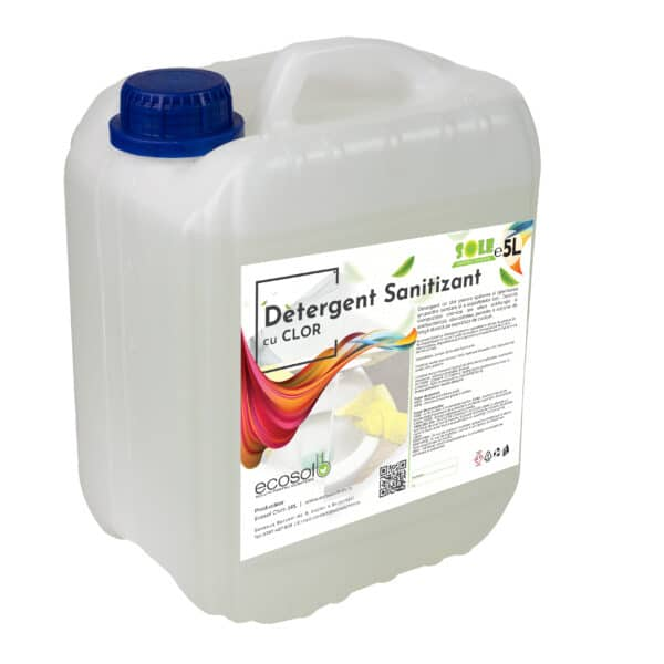 detergent sanitizant clor
